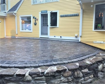 Hardscape Design and Installation Kennebunk, Kennebunkport Arundel Moody Wells Ogunquit Maine ME